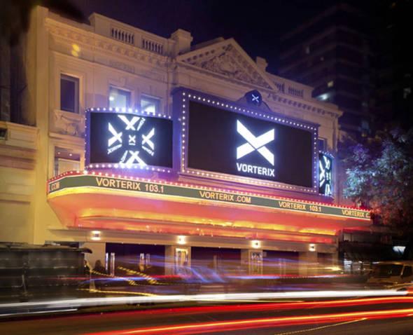 Creando una nueva forma de comunicación. Teatro Vorterix
