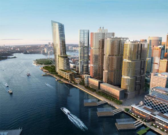 Proyecto en Sidney ha suscitado el interés de todos los arquitectos del mundo