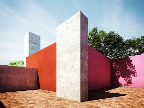 La mirada moderna que renov la arquitectura mexicana for Arquitectura mexicana