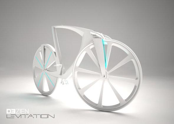 Arquitecto diseña bicicleta