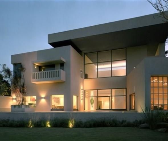 Casa elegante en Brasil