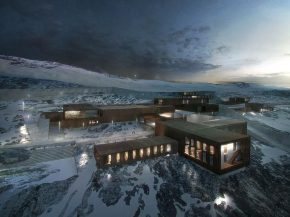 Centro penitenciario en Groenlandia