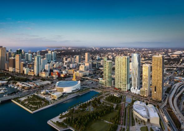 Museo Mil de Zaha Hadid en Miami