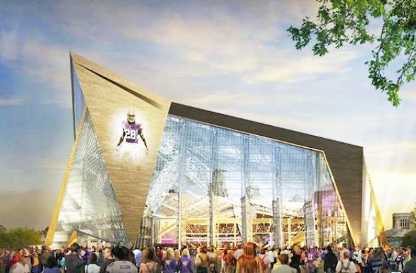 El estadio con la cubierta transparente más grande del mundo