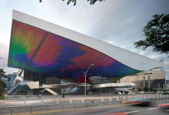 Cine Central de Busan gana Premio Internacional de la Propiedad
