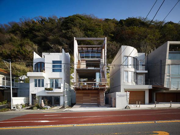Casa con equilibrio