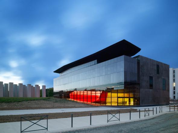Museo de acero en Francia