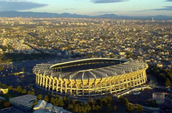 47 años del Estadio Azteca de Pedro Ramírez Vázquez