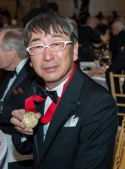 Ceremonia del Premio Pritzker 2013 entregado a Toyo Ito