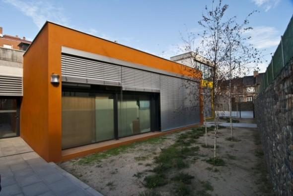 Colegio para niños autistas en Madrid