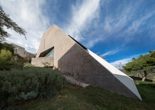 Casa En La Colina Noticias De Arquitectura Buscador De