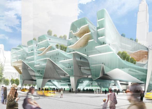 El rediseño de la Penn Station se ha convertido en un show arquitectónico