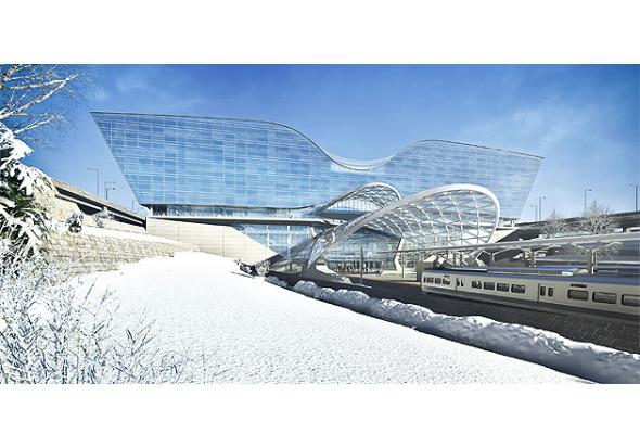 Gensler termina proyecto abandonado por Calatrava