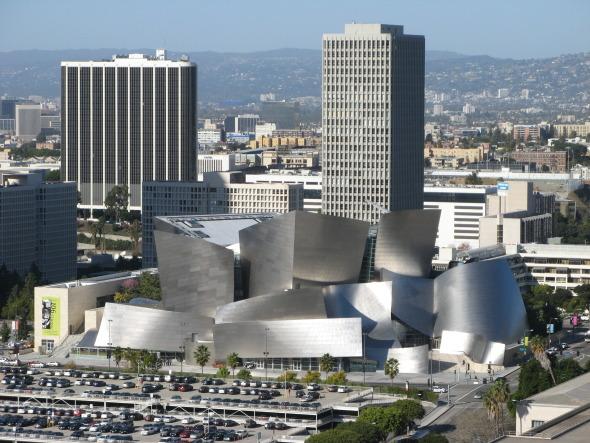 Frank Gehry vaticina un desastre para su edificio Walt Dinsey Hall