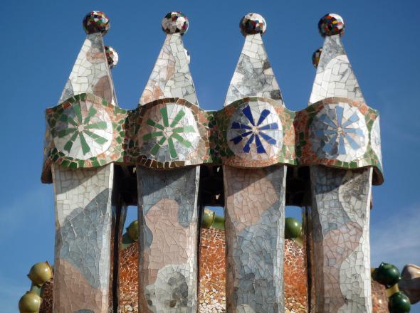 El aporte de Gaudí al Modernismo Catalán
