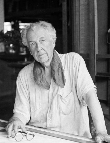 Festejando a Frank Lloyd Wright
