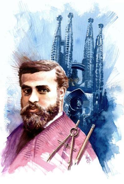 Antoni Gaudí a 87 años de su fallecimiento