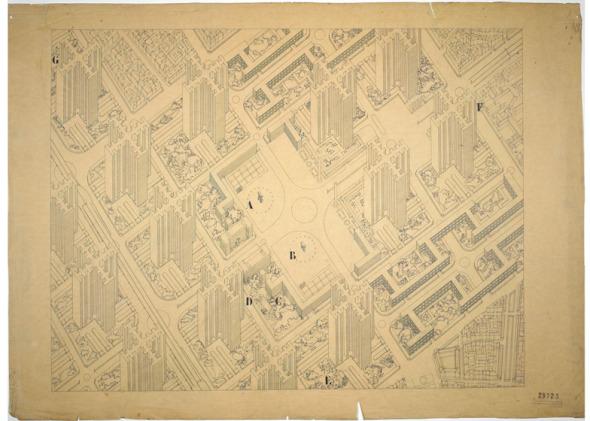 Le Corbusier: Un Atlas de los Paisajes modernos en el MoMA