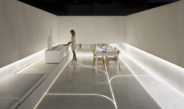 Showroom L'antic Colonial, Grupo Porcelanosa / Fran Silvestre Arquitectos