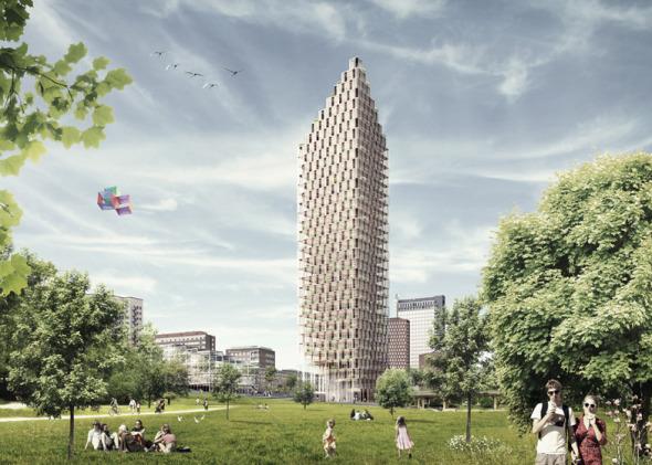 El boom de los rascacielos de madera