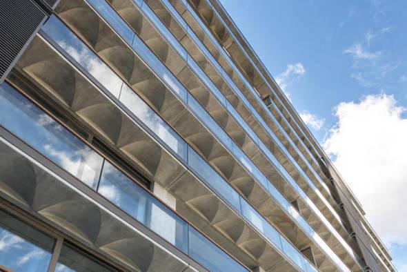 El Aleph de Foster and Partners mereció ganar uno de los premios RIBA
