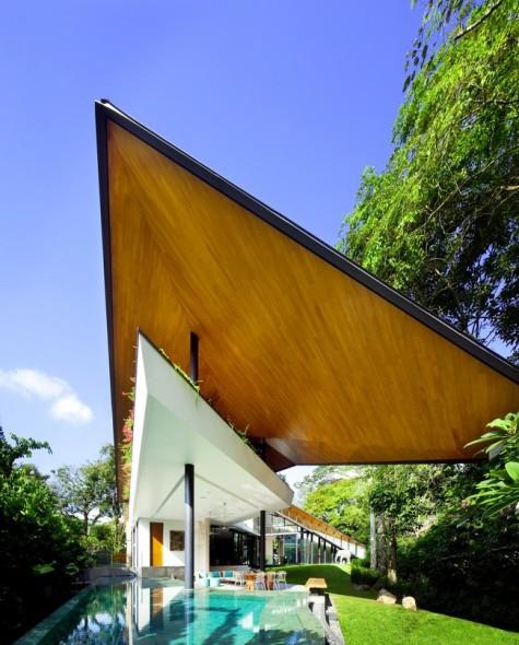 La casa con alas
