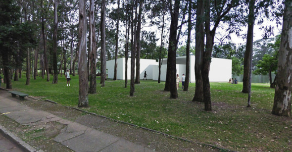 Dos premios Pritzker trabajan en un pabellón en Brasil