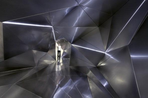 Arquitectura de ciencia ficción