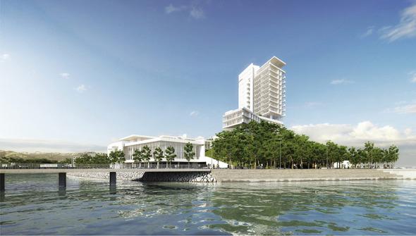 Lo último de Richard Meier