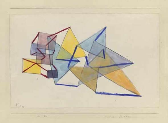 La teoría pictórica de Walter Gropius