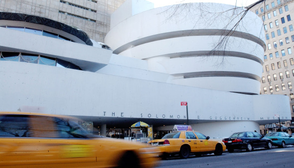 Museo Guggenheim en tu smartphone