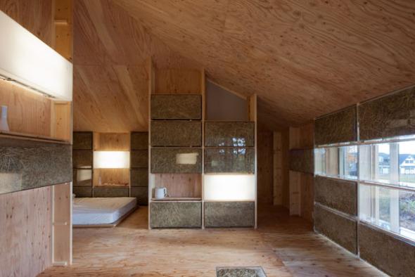 un interesante ejemplo es el proyecto denominado como uca recipe to live houseud un recinto donde vivir casa una casa ubicada