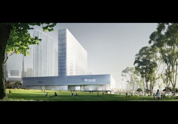 Herzog and de Meuron construirá Museo de $642 millones USD en Hong Kong