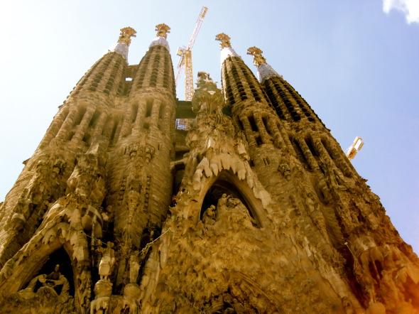 Antonio Gaudí y los días de la creación