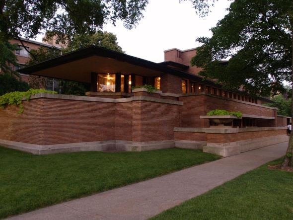 Invierten más de 11 millones de dólares para restaurar la casa de Frank Lloyd Wright