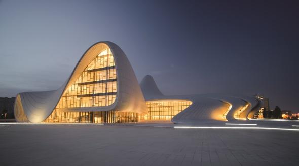 El homenaje construido de Zaha Hadid