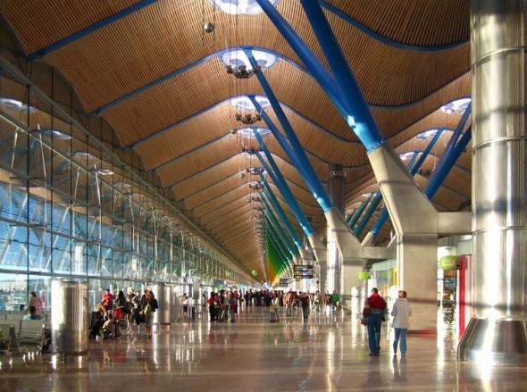Richard Rogers en contra de centro comerciales en aeropuertos
