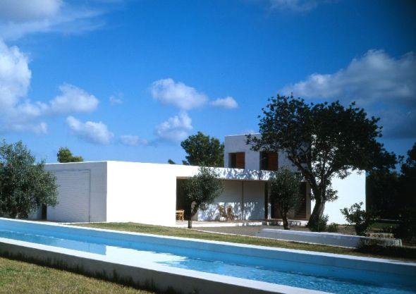 Arquitectos en ibiza house in ibiza by roberto ercilla cala salada san jos ibiza jordi - Arquitectos ibiza ...