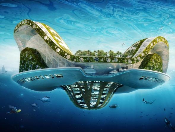 Arquitectura del futuro