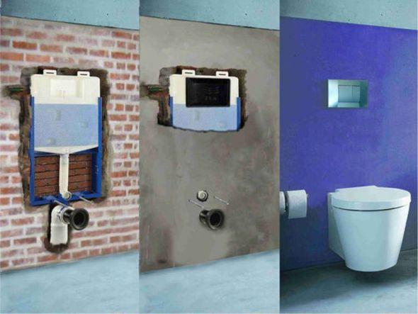 Instalacion Bidet Baño:Baños suspendidos – Noticias de Arquitectura – Buscador de