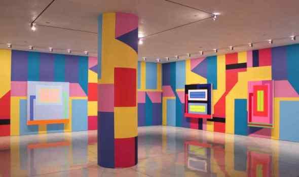 ¿Una arquitectura pictórica o una pintura arquitectónica? Interacción entre un arquitecto y un pintor.