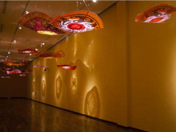 Exposición Sin rodeos influenciada por Luis Barragán