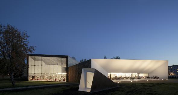 Premios Europeos del Cobre en la Arquitectura 2013