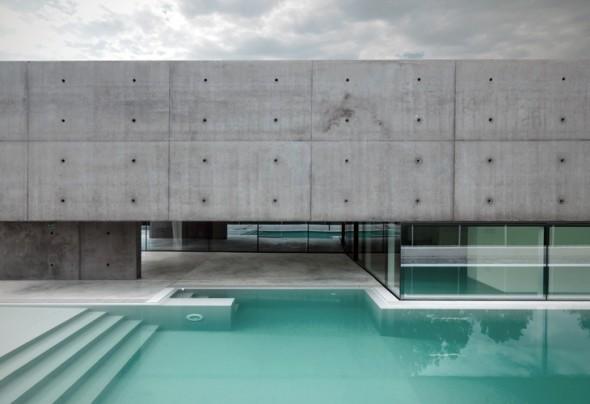 La casa piscina