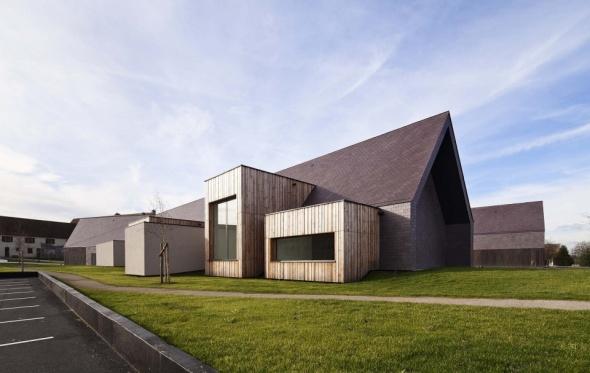 Centro Cultural y de Medios en Francia