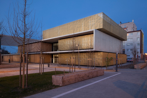 Centro educativo y cultural