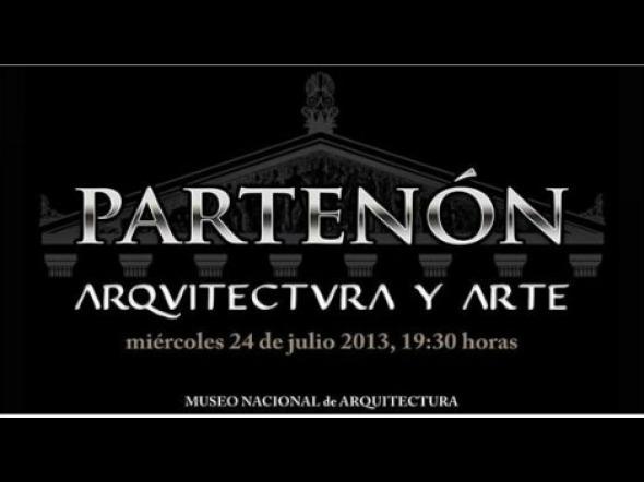 Exposición en Bellas Artes: Partenón: Arquitectura y Arte