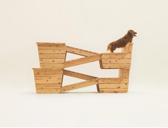 Toyo Ito, Sou Fujimoto, Shigeru Ban, MRDV entre otros diseñan casas para perros