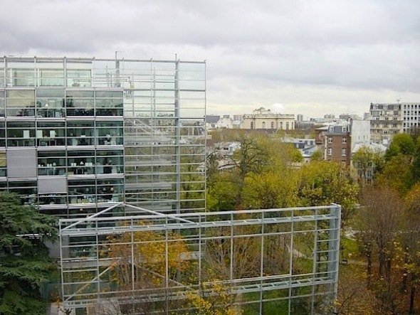 arquitecto jean nouvel proyecto fundacin cartier ubicacin paris france ao proyecto acero y vidrio