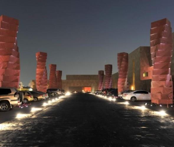 Escuela de Diplomacia en Qatar diseñada por Legorreta y Legorreta